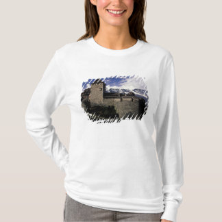 Europe, Liechtenstein, Vaduz. Vaduz castle, 2 T-Shirt