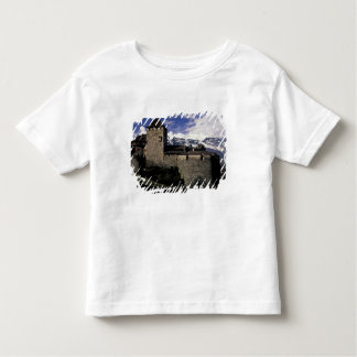 Europe, Liechtenstein, Vaduz. Vaduz castle, 2 Toddler T-Shirt