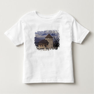 Europe, Liechtenstein, Vaduz. Vaduz castle, Toddler T-Shirt