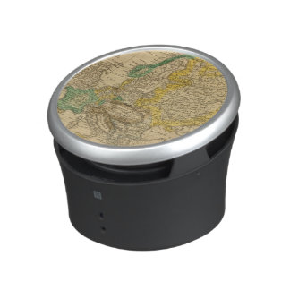 Europe  Map by Worcester Bluetooth Speaker