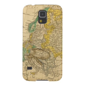 Europe  Map by Worcester Galaxy S5 Case