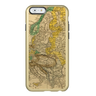Europe  Map by Worcester Incipio Feather® Shine iPhone 6 Case