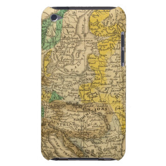 Europe Map by Worcester iPod Touch Case-Mate Case