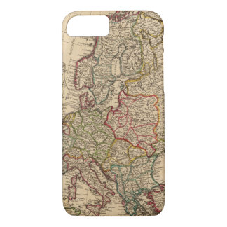 Europe map iPhone 8/7 case