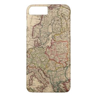 Europe map iPhone 8 plus/7 plus case