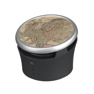 Europe map speaker