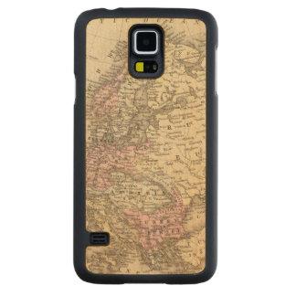 Europe Maple Galaxy S5 Case