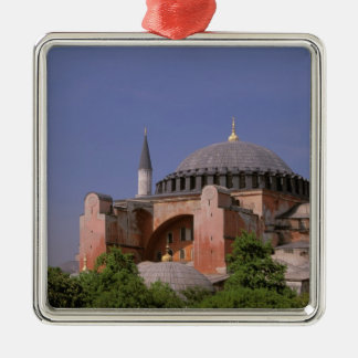 Europe, Middle East, Turkey, Istanbul. Aya Christmas Ornament