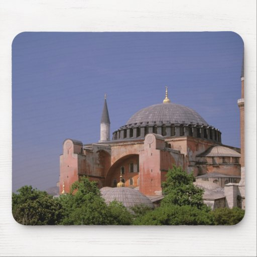 Europe, Middle East, Turkey, Istanbul. Aya Mouse Pads