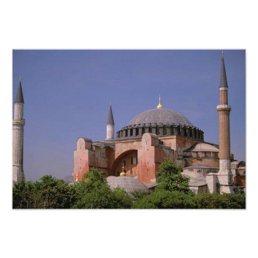 Europe, Middle East, Turkey, Istanbul. Aya Photographic Print