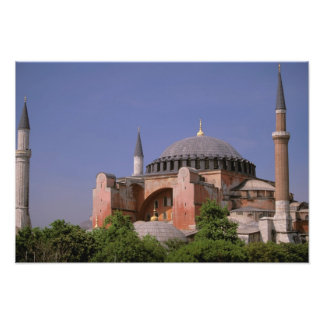 Europe, Middle East, Turkey, Istanbul. Aya Photographic Print