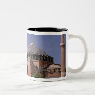 Europe, Middle East, Turkey, Istanbul. Aya Two-Tone Coffee Mug