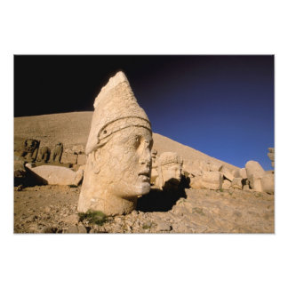 Europe, Middle East, Turkey, Nemrut Dagi Kahta Photograph