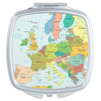 Europe Mirrors For Makeup