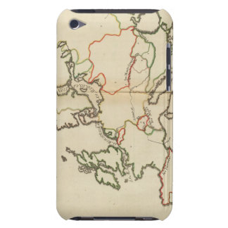 Europe, Mountains and Rivers iPod Touch Cover