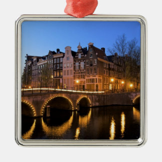 Europe, Netherlands, Holland, Amsterdam, Christmas Ornament