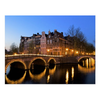 Europe, Netherlands, Holland, Amsterdam, Postcard
