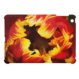 Europe, Netherlands, Lisse. Parrot tulip Cover For The iPad Mini
