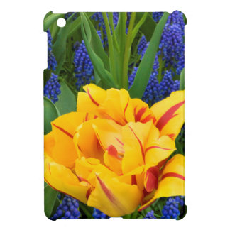 Europe, Netherlands, Lisse. Tulips Cover For The iPad Mini