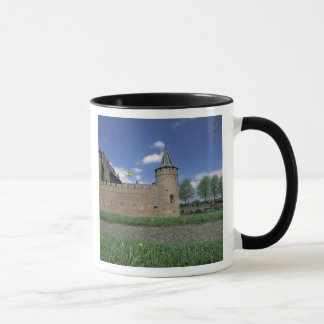 Europe, Netherlands, Muiden Muiden Castle Mug