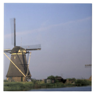 Europe, Netherlands, Zuid Holland, Kinderdijk. Tile