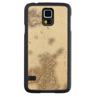 Europe Northwest Maple Galaxy S5 Slim Case