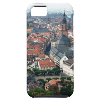 Europe Old Town Roofs iPhone 5 Cases