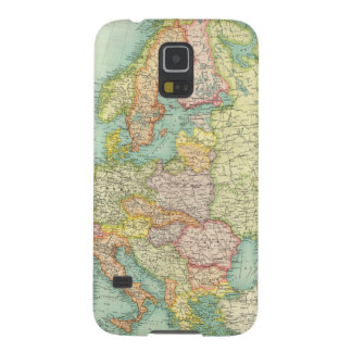 Europe political Map Galaxy S5 Covers