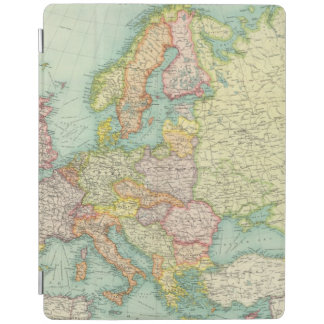 Europe political Map iPad Cover