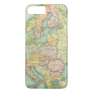 Europe political Map iPhone 7 Plus Case