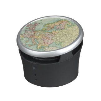 Europe political Map Speaker