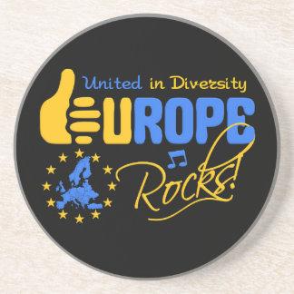 Europe Rocks! coaster