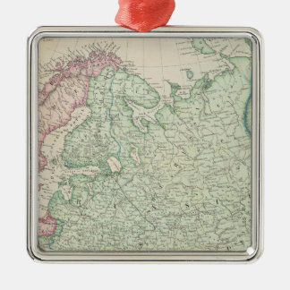 Europe, Russia, Finland Christmas Ornament