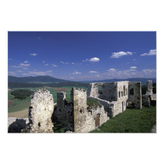 Europe, Slovakia, East Slovakia, Spis Region, Photo Print