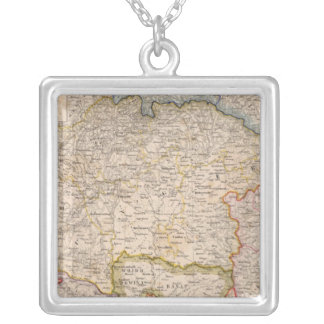 Europe, Slovakia, Hungary Silver Plated Necklace