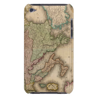 Europe south iPod Case-Mate cases