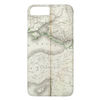 Europe Southeast iPhone 7 Plus Case