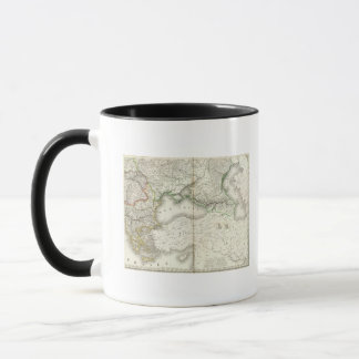 Europe Southeast Mug