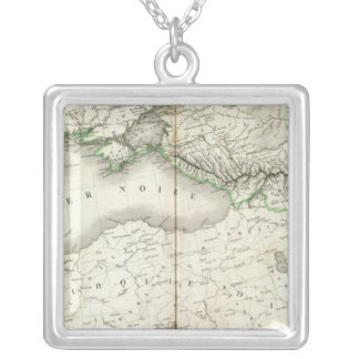 Europe Southeast Silver Plated Necklace