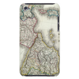Europe Southwest Barely There iPod Cases