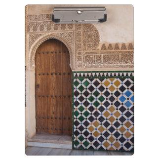 Europe, Spain, Andalusia, Granada, Alhambra Clipboard