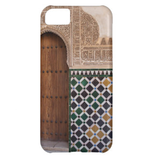 Europe, Spain, Andalusia, Granada, Alhambra iPhone 5C Case
