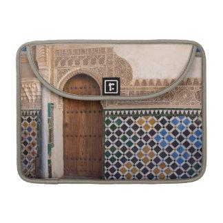 Europe, Spain, Andalusia, Granada, Alhambra Sleeve For MacBooks