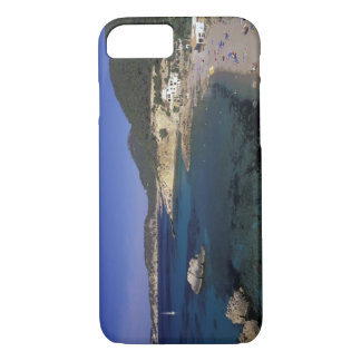 Europe, Spain, Balearics, Ibiza, Cala de iPhone 8/7 Case