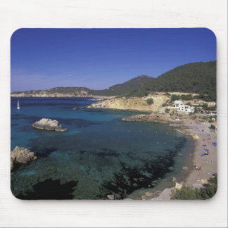 Europe, Spain, Balearics, Ibiza, Cala de Mouse Mat