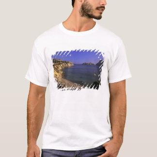 Europe, Spain, Balearics, Ibiza, Cala d'Hort T-Shirt