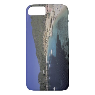 Europe, Spain, Balearics, Ibiza, Cala Salada. iPhone 8/7 Case