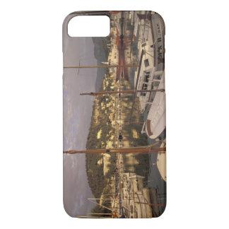Europe, Spain, Balearics, Mallorca, Port de iPhone 7 Case