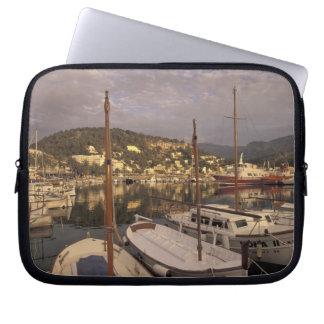 Europe, Spain, Balearics, Mallorca, Port de Laptop Sleeve