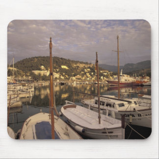 Europe, Spain, Balearics, Mallorca, Port de Mouse Mat